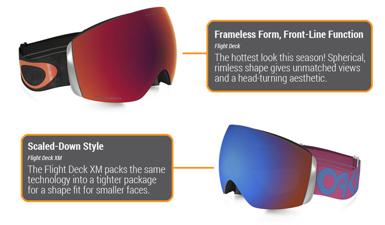 cdf3a7195ea1 Two lens tints come as standard with every Airbrake, one for bright light  and one for darker weather, so you'll never get caught off guard again!