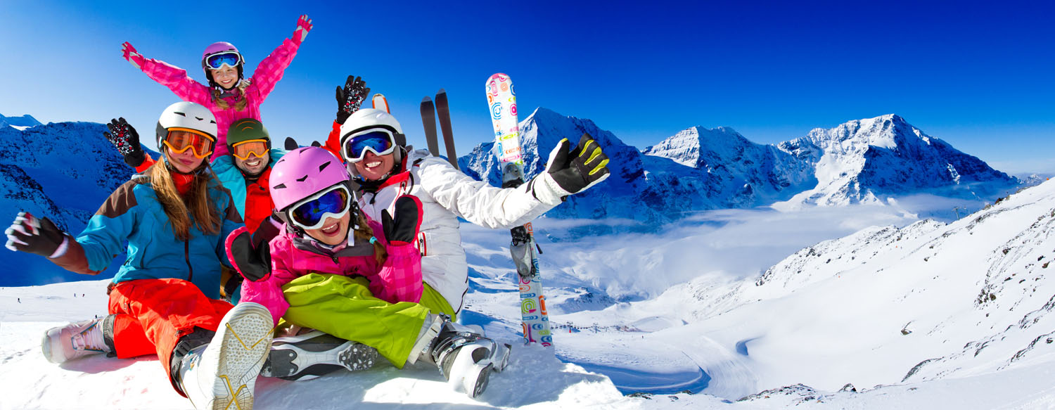 Top 5 family ski resorts rxsport news for Best family winter vacations