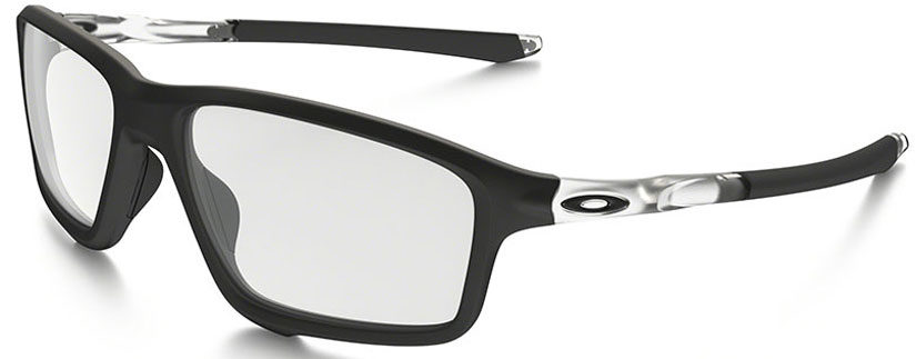 1fb63940d8 Oakley looked to the geometry of carbon-framed mountain bikes as  inspiration for the Traildrop eyeglass frame. Hydrophilic Unobtainium  earsocks on the ...