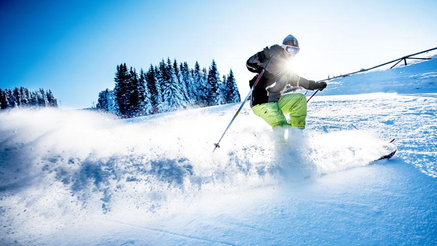 Half Term Skiing
