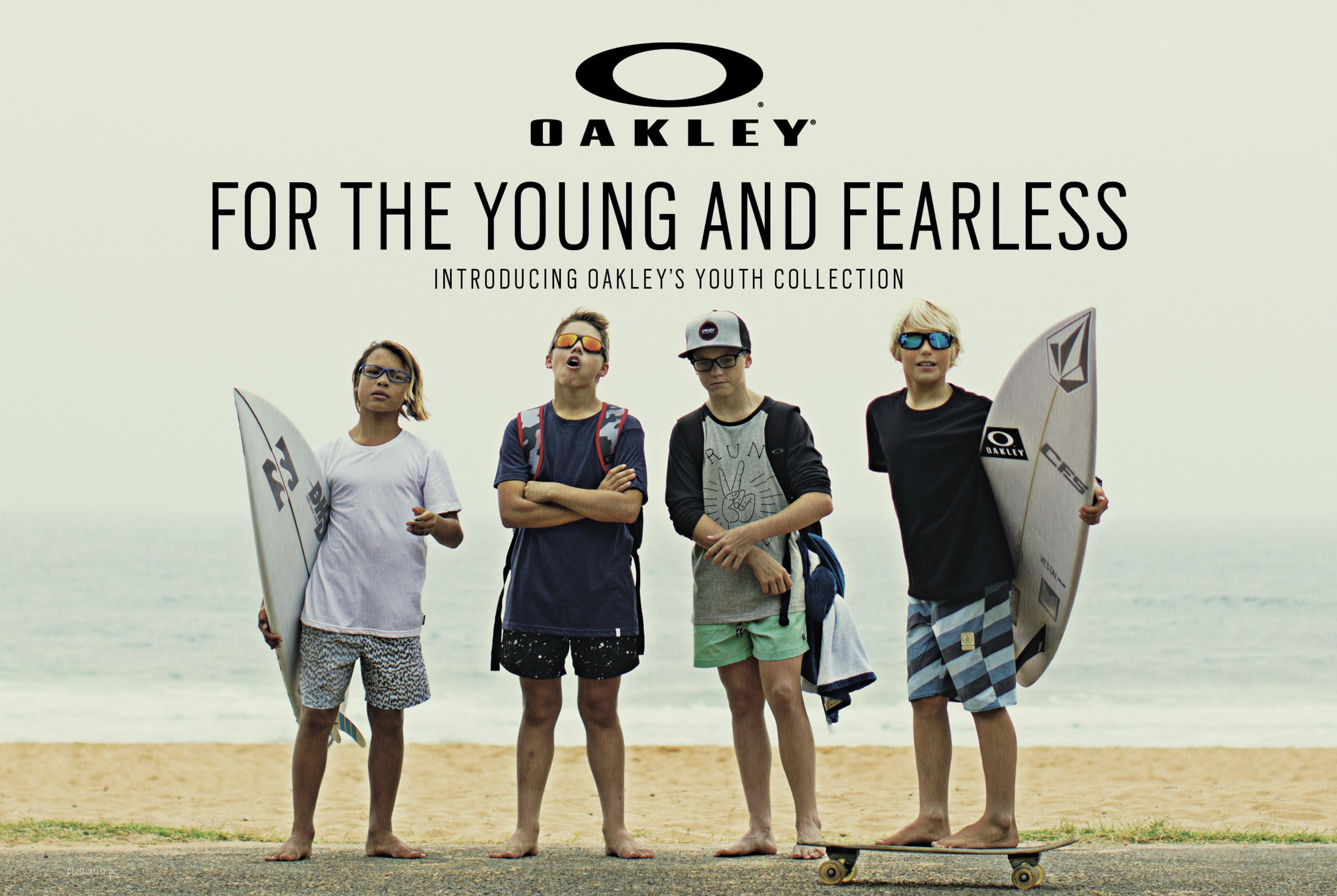 Oakley Youth Blog Image
