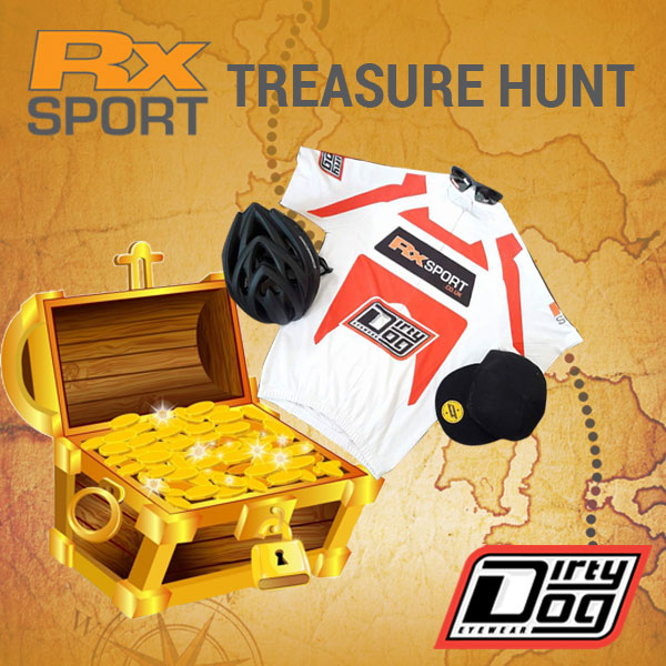 56dbb89637 Dirty Dog Competition - Treasure Hunt! - RxSport - News
