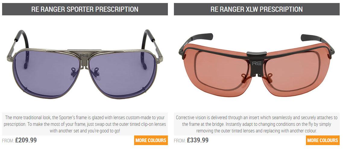 39e7378bcf Ranger Prescription Shooting Glasses