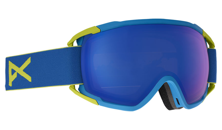 ac1394cfefa3d ANON CIRCUIT SKI GOGGLES – BLUE   SONAR BLUE – £109.99