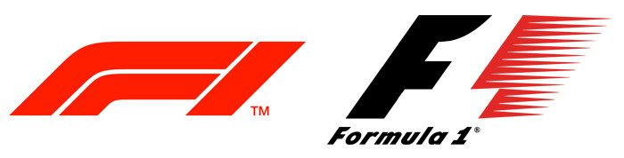 F1 Logo New and Old