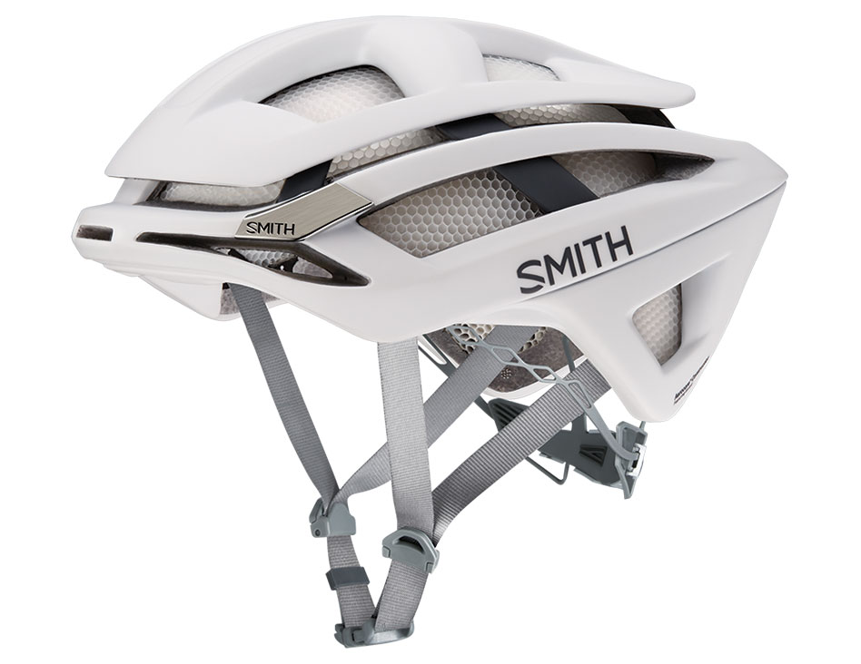 SMITH OVERTAKE MIPS ROAD BIKE HELMET - MATTE WHITE