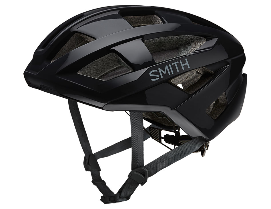 SMITH PORTAL MIPS ROAD BIKE HELMET - BLACK