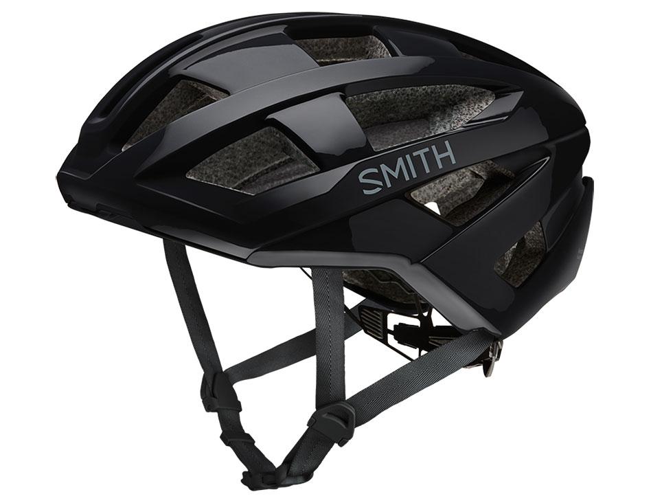 SMITH PORTAL MIPS ROAD BIKE HELMET - BLACK