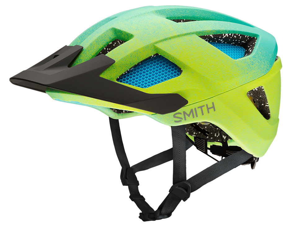SMITH SESSION MIPS MOUNTAIN BIKE HELMET - MATTE ACID BURST