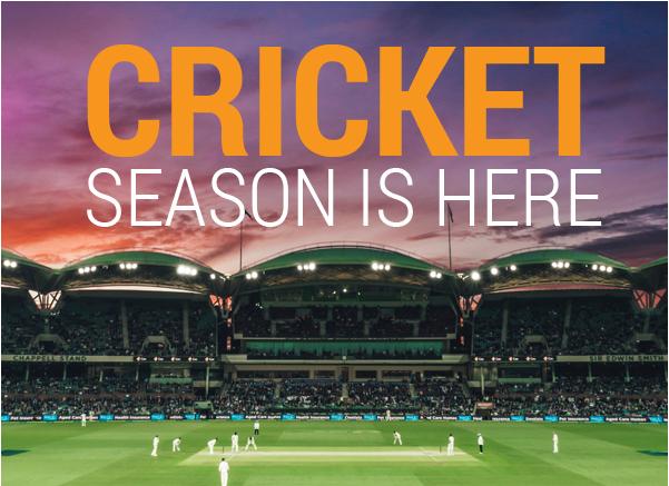 Cricket Season