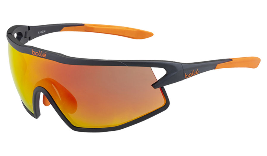 6a511b952b1 Bolle s first foray into offroad biking eyewear comes with the B-Rock. This  frame is designed to perform best on tricky terrain