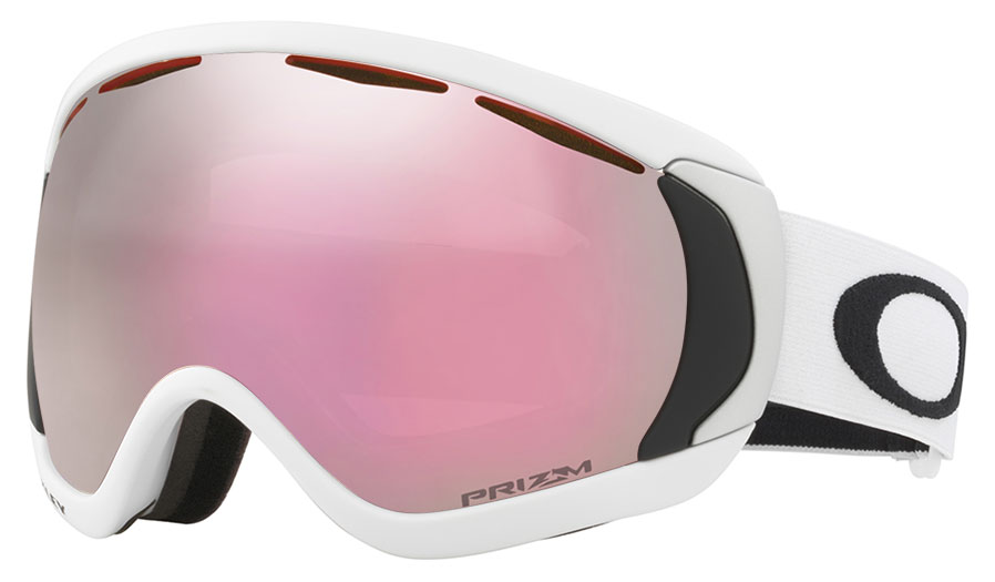 c037badd56a4d Currently the highest contrast goggle made by Oakley. Prizm Hi-Pink is  designed for use on overcast  snowy days. It was designed solely to combat  poor ...