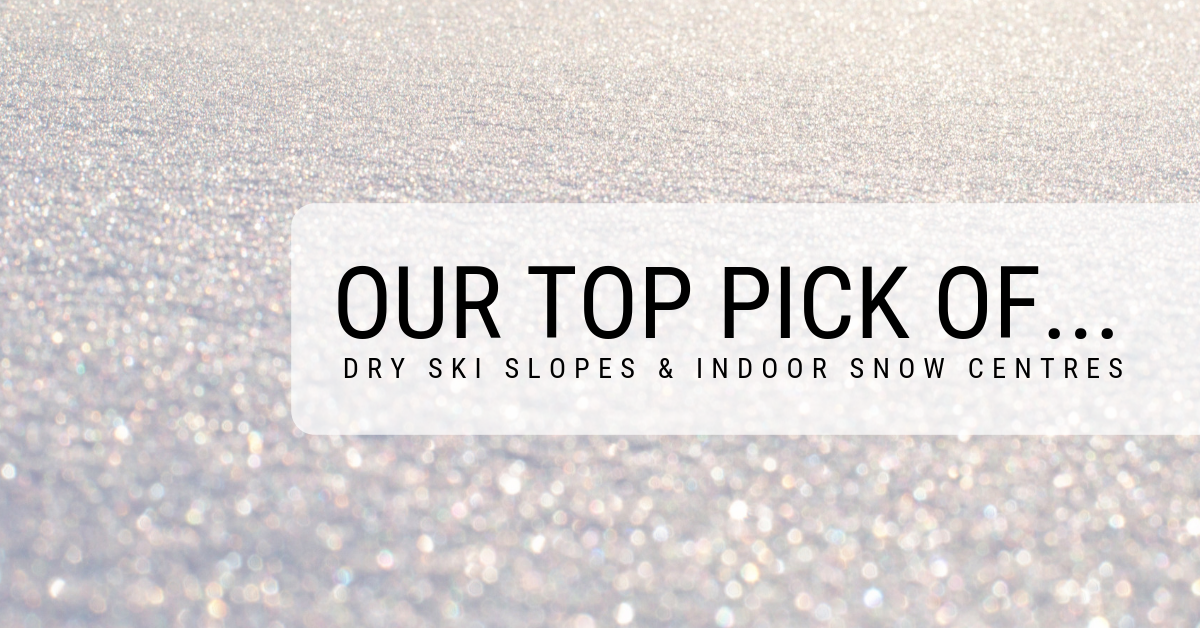 Our top pick of.. ski centres