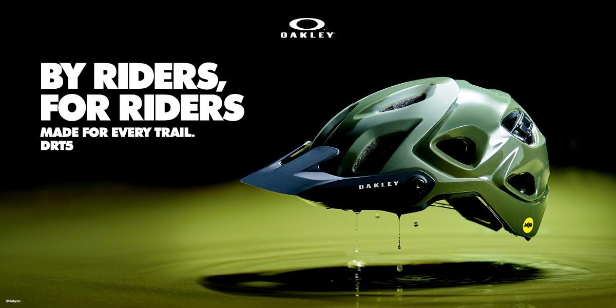 c3edd3f54fb35 Introducing The Oakley DRT5 MTB Helmet - RxSport - News