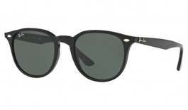 Ray-Ban RB4259 Sunglasses - Black / Green Classic