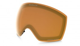 Oakley Flight Deck Ski Goggles Replacement Lens Kit - Prizm Persimmon