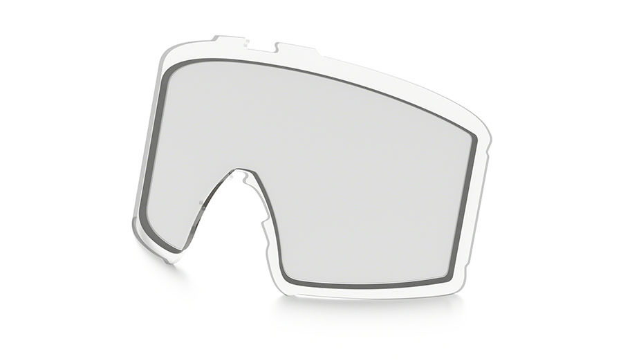Oakley Line Miner XM Ski Goggles Replacement Lens Kit - Clear