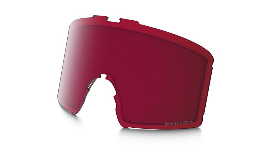 Oakley Line Miner XM Ski Goggles Replacement Lens Kit - Prizm Rose