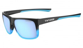 Tifosi Swick Sunglasses - Onyx & Blue Fade / Sky Blue