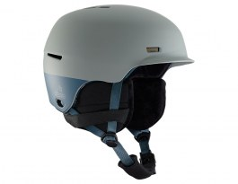 Anon Highwire Ski Helmet - Lay Back Gray
