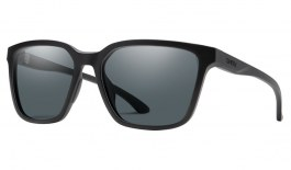 Smith Shoutout CORE Sunglasses - Matte Black / Grey Polarised