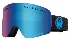 Dragon NFXS Ski Goggles - Split / Lumalens Blue Ion + Lumalens Amber