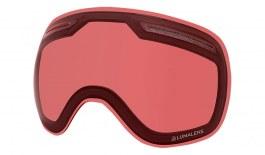 Dragon X1 Ski Goggles Lens - Lumalens Rose