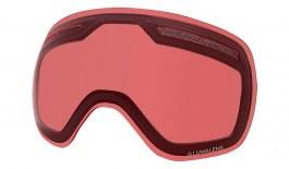 Dragon X1S Ski Goggles Lens - Lumalens Rose