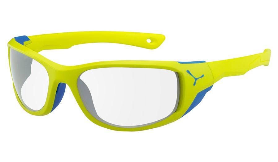 f3483b5240 Cebe Jorasses M Prescription Sunglasses - Matte Lime   Blue - RxSport