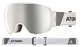 Atomic Count 360 Ski Goggles - White / Silver Stereo HD