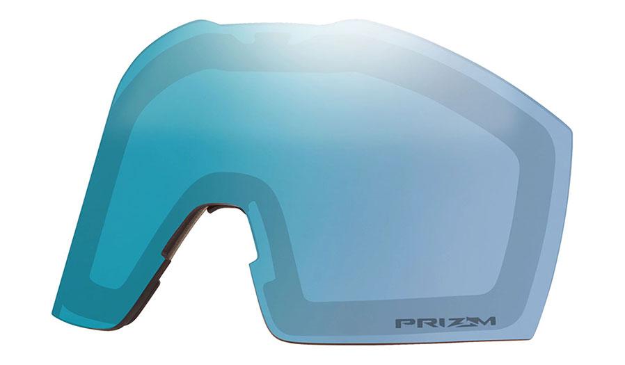 Oakley Fall Line XL Ski Goggles Replacement Lens Kit - Prizm Sapphire Iridium