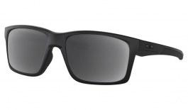 Oakley Mainlink XL Prescription Sunglasses - Matte Black (Gunmetal Icon)