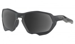 Oakley Plazma Prescription Sunglasses - Matte Carbon