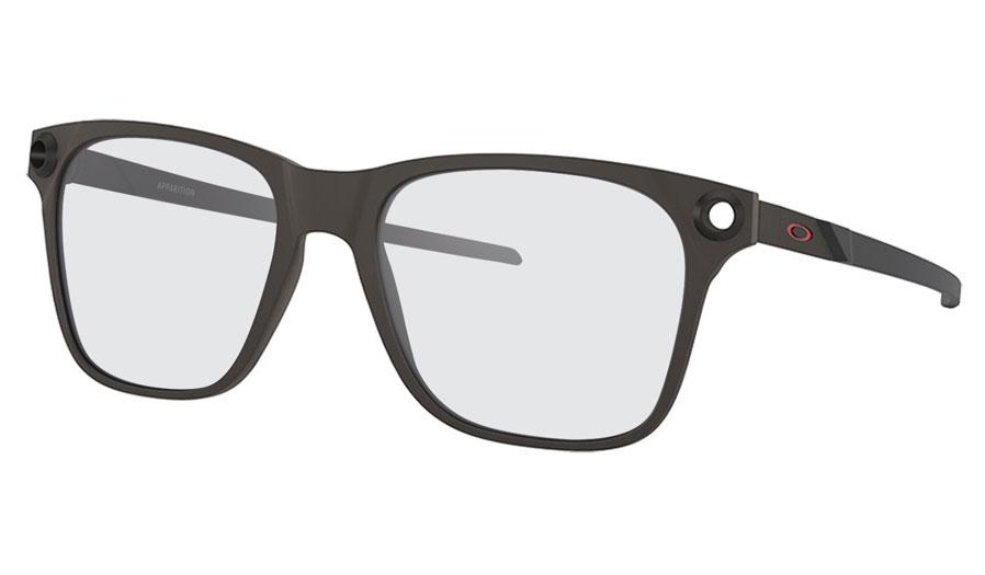 Oakley Apparition Prescription Sunglasses - Matte Dark Grey