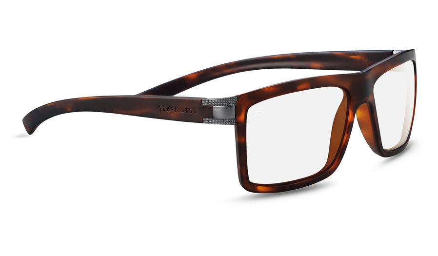 9c167dcd8739a Serengeti Brera Prescription Sunglasses - Satin Dark Tortoise - RxSport