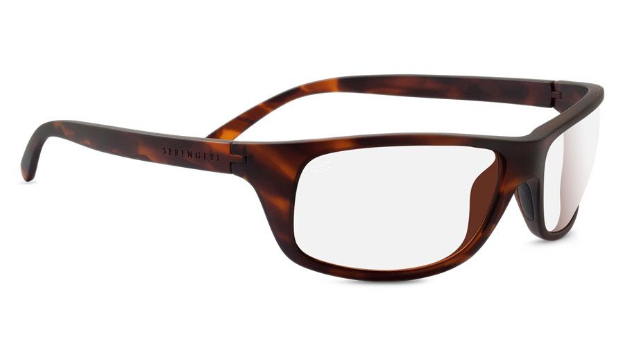 8552fe363472f Serengeti Bormio Prescription Sunglasses - Satin Dark Tortoise - RxSport