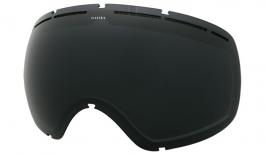 Electric Masher Ski Goggles Replacement Lens - Jet Black