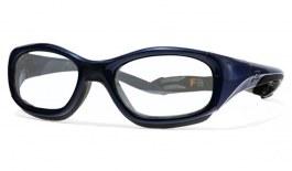 Rec Specs Slam Prescription Glasses - Navy Blue & Grey