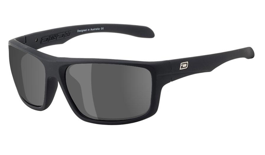 Dirty Dog Axle Prescription Sunglasses - Satin Black