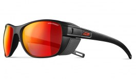 Julbo Camino Sunglasses - Black & Red / Spectron 3CF Red