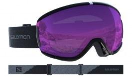 Salomon iVY Ski Goggles - Black / Universal Ruby