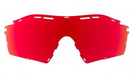 Rudy Project Cutline Replacement Lenses - Multilaser Red