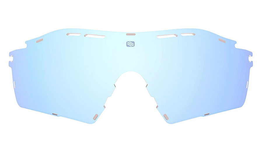 Rudy Project Cutline Replacement Lenses - Multilaser Ice