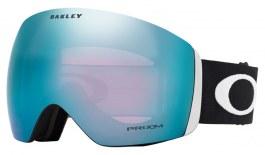 Oakley Flight Deck Ski Goggles - Matte Black / Prizm Sapphire Iridium