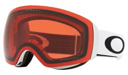 Oakley Flight Deck XM Ski Goggles - Matte White / Prizm Rose