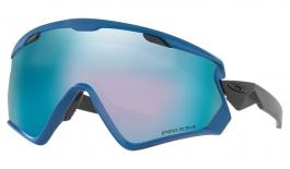 Oakley Wind Jacket 2.0 Ski Goggles - California Blue / Prizm Snow Sapphire Iridium