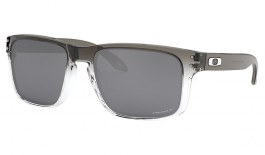 Oakley Holbrook Sunglasses - Dark Ink Fade / Prizm Black Polarised