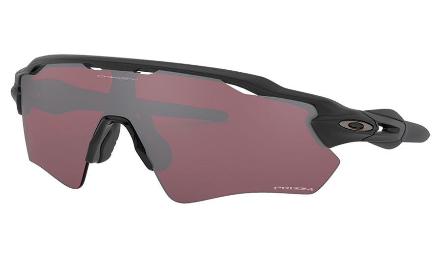Oakley Radar EV Path Sunglasses - Matte Black / Prizm Snow Black