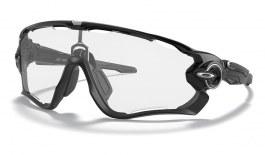 Oakley Jawbreaker Sunglasses - Polished Black / Clear Black Iridium Photochromic