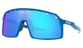 Oakley Sutro Sunglasses - Origins Collection Sapphire / Prizm Sapphire